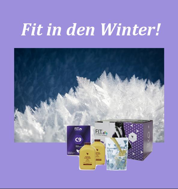 Fit für den Winter!